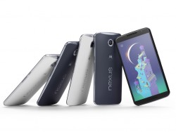 Google nexus 6 has officially unveiled (picture: Google)