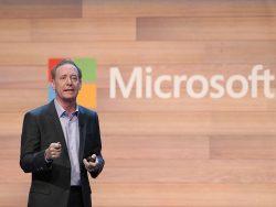 Microsoft President Brad Smith (image: Microsoft)