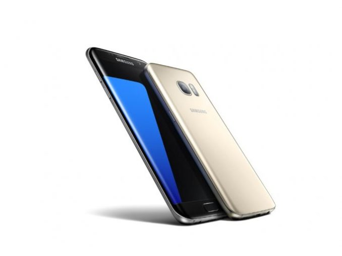 the Samsung Galaxy S7 and the S7 edge is supported first... (Image: Samsung)