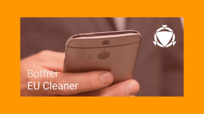 Botfrei EU-cleaner mobile (image: eco)