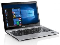 Fujitsu LifeBook S937 (image: Fujitsu)