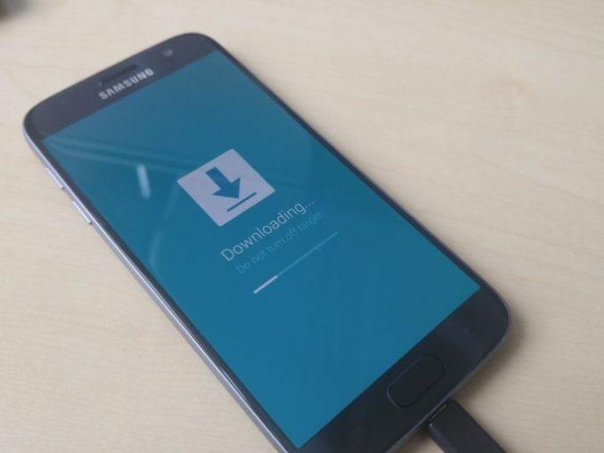 13_Galaxy_S7_ODIN-Flash-download mode