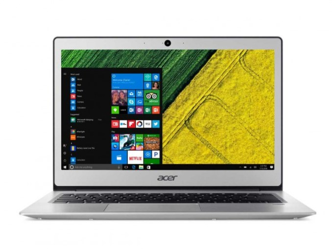 Acer Swift 1 (image: Acer)