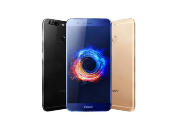 honor 8 Pro (image: honor)