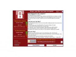 WannaCrypt (screenshot: Microsoft)