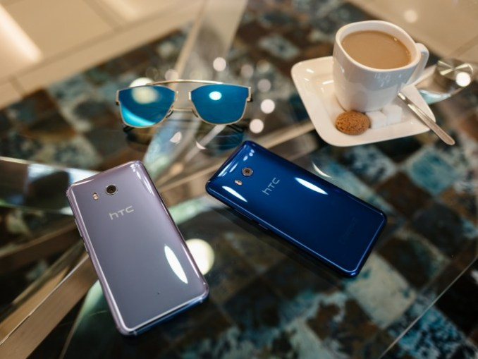HTC U 11 (image: HTC)