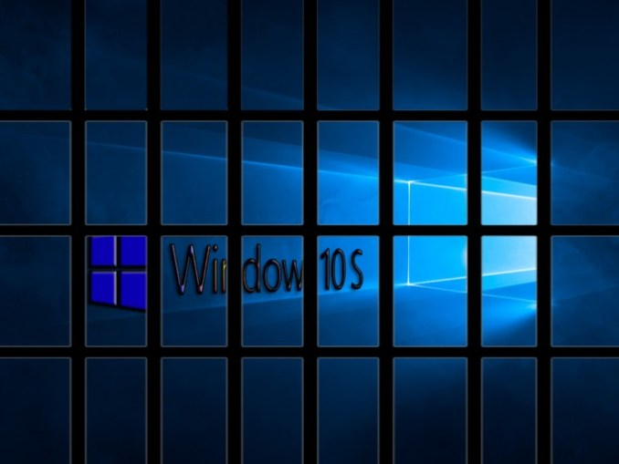 Windows 10 S: users need to take many limitations in purchasing (image: ZDNet.de)