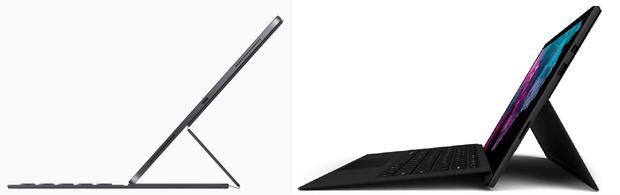 iPad Pro vs Surface Pro 6 : un ordinateur portable hybride peut-il vraiment remplacer votre PC ?