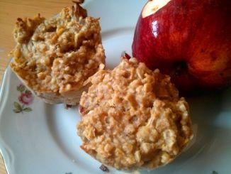 nejlepší jablečné muffiny se skořicí
