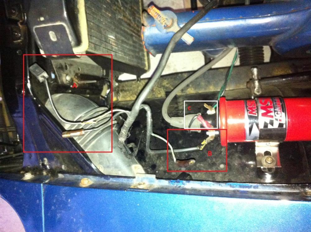 medium resolution of 240z tach upgrade distributor upgrade wiring questions wires jpg