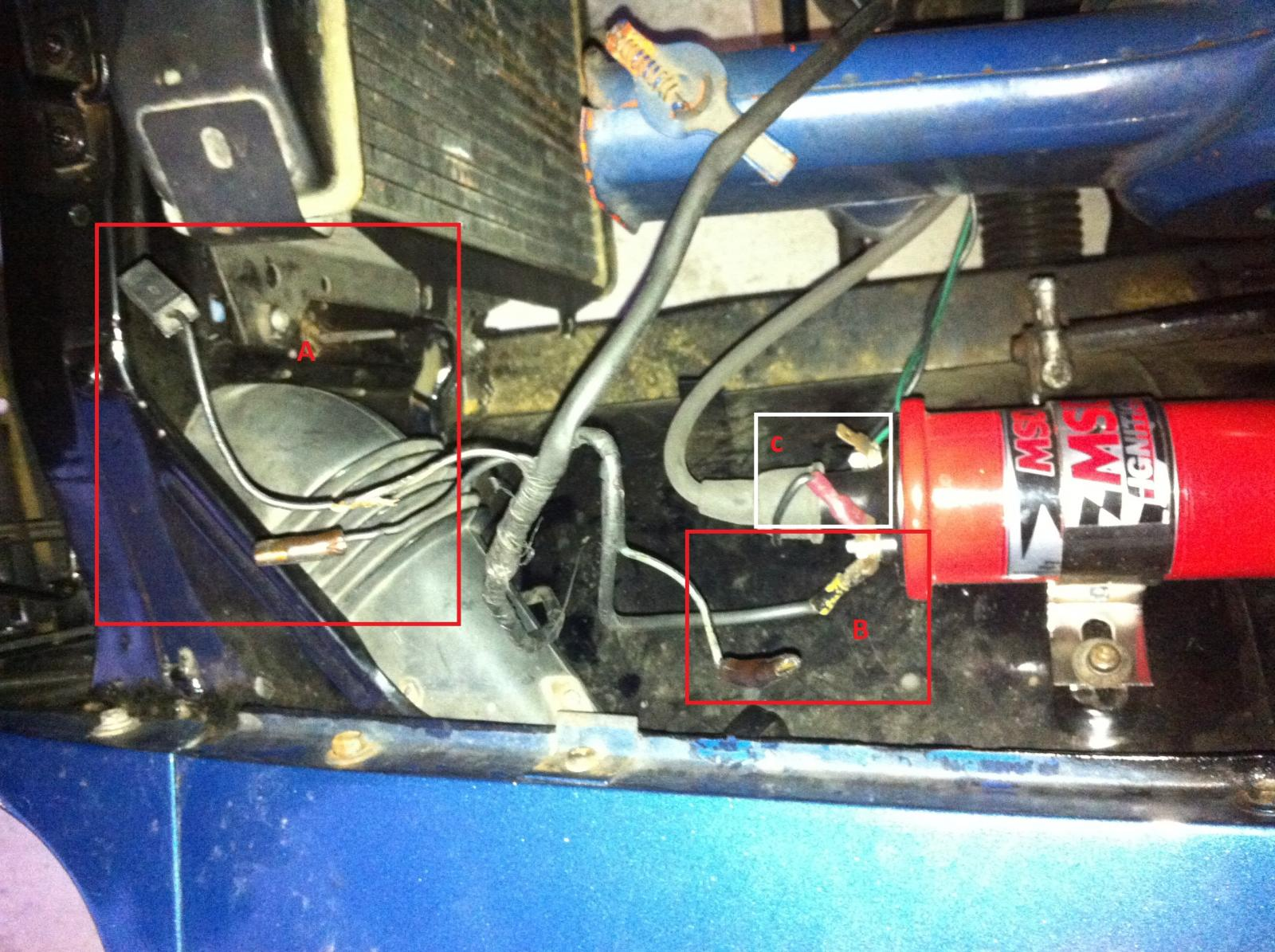 hight resolution of 240z tach upgrade distributor upgrade wiring questions wires jpg
