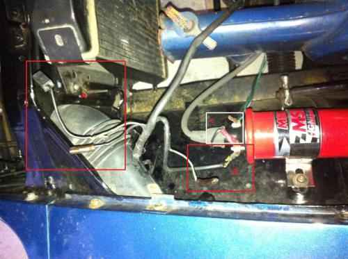 small resolution of 240z tach upgrade distributor upgrade wiring questions wires jpg