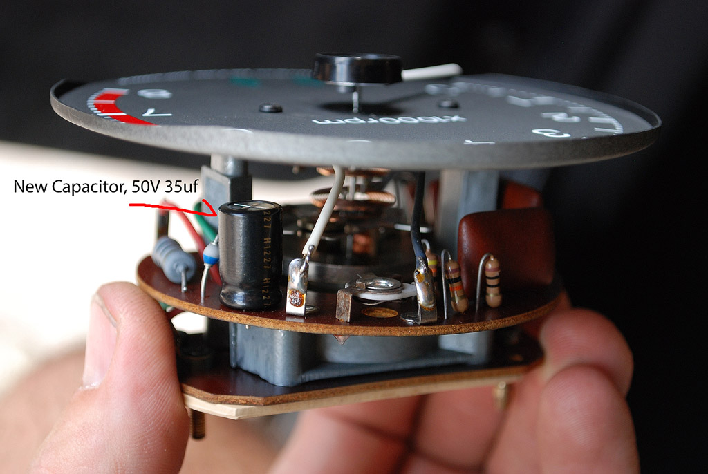 280z Wiring Diagram 280z Tachometer Repair Zdriver Com