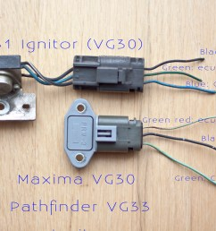 1983 280zxt ignition transistor pack upgrade both compare smaller jpg  [ 2376 x 1584 Pixel ]