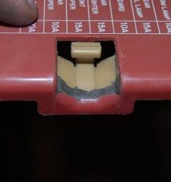 fuse box cover fix dsc 0149a jpg  [ 1600 x 1071 Pixel ]