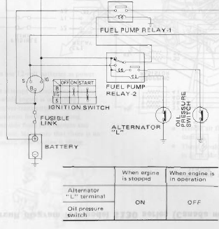 1981 280zx Engine Wiring Diagram Datsun 280ZX Engine