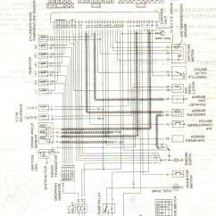 How To Read Wiring Diagrams For Cars Honda Accord Diagram Ecu Pinout - Zdriver.com