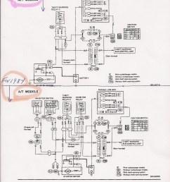 1985 nissan 300zx ignition wiring diagram nissan wiring [ 1700 x 2338 Pixel ]