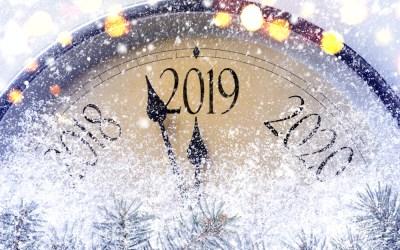 Szczęśliwego nowego Roku :)