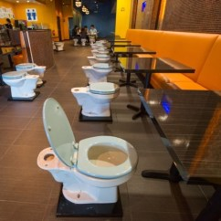 Most Unusual Chairs Target Chair Pads The Bizarre And Weird Theme Restaurants In World | Zdwired