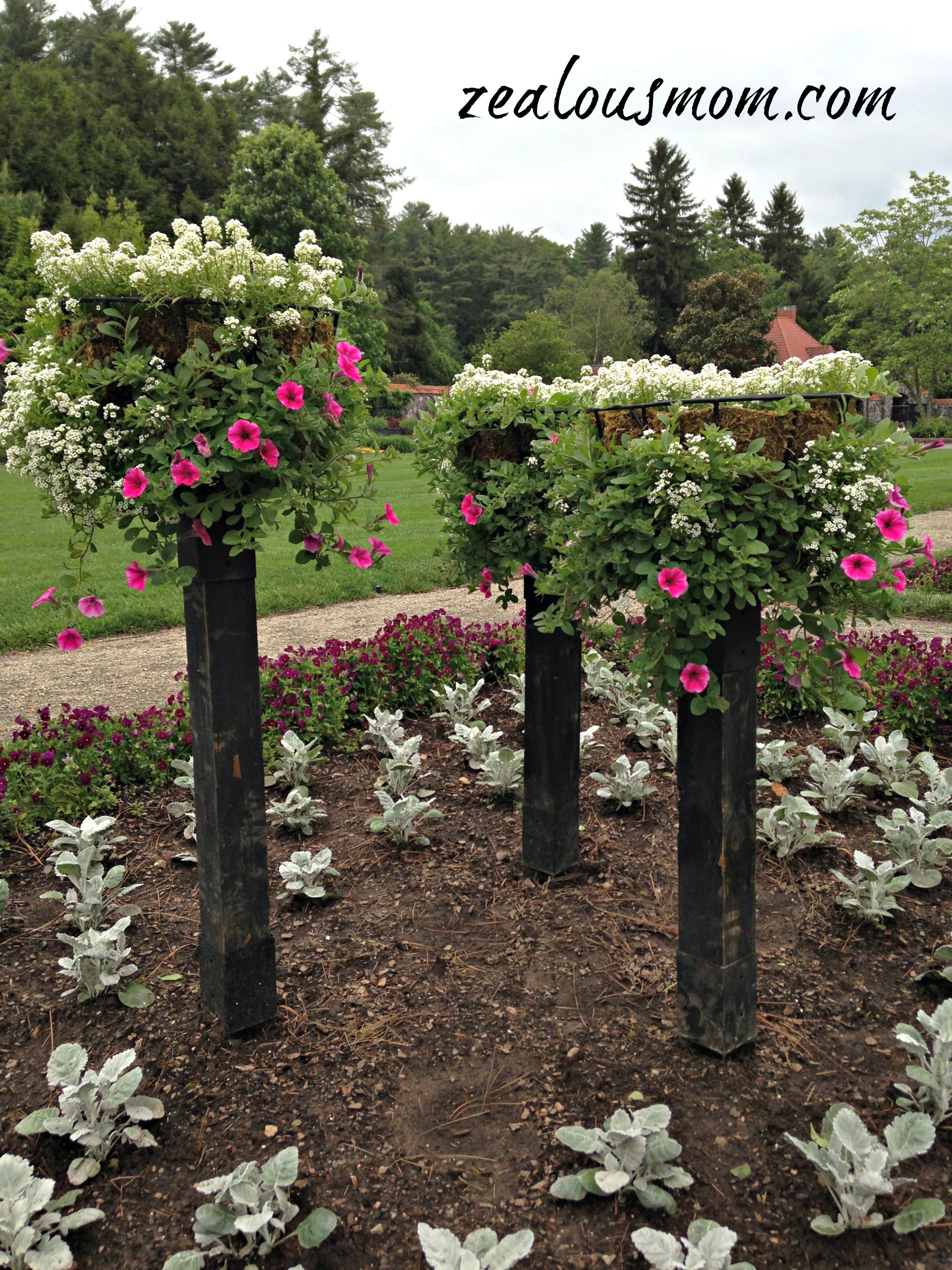biltmore estate gardens springatbiltmore zealous mom