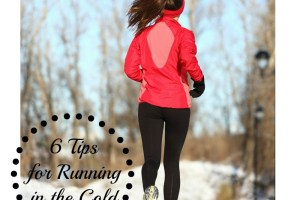 6 Tips for Running in the Cold