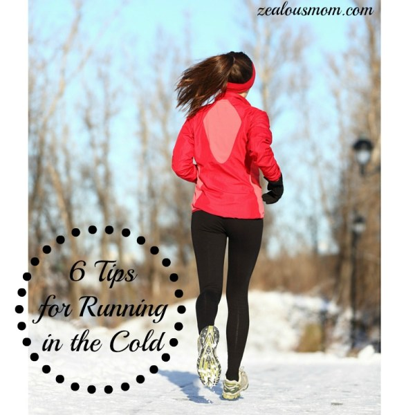 When running in the cold, we must be very careful. Follow these 6 research-based tips to say safe and healthy. @zealousmom.com #running #runninginthecold #winterracing
