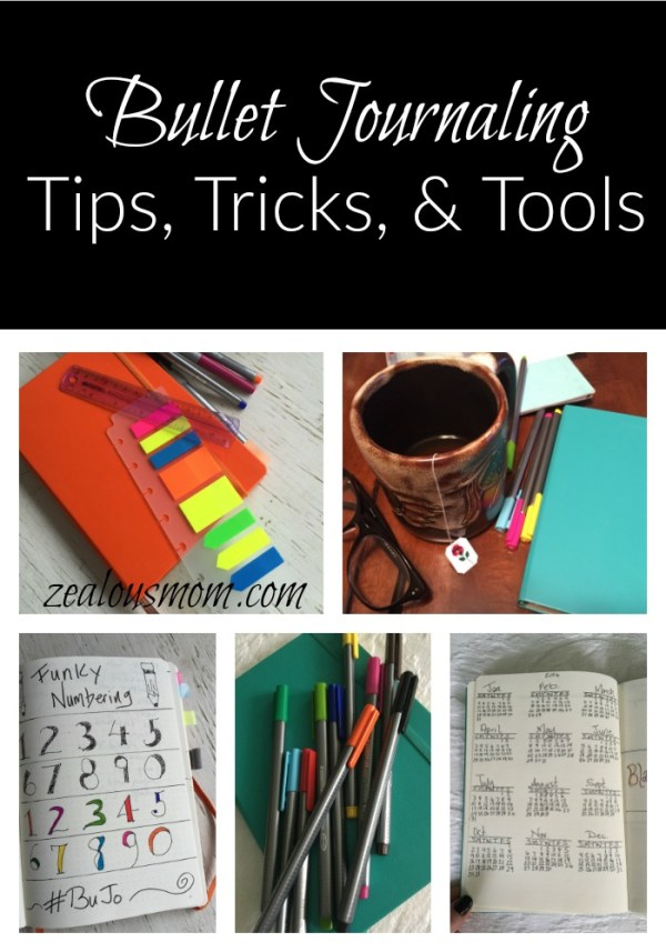 Are you addicted to your Bullet Journal? Check out these tips, tricks, & tools to expereince even more fun and success.