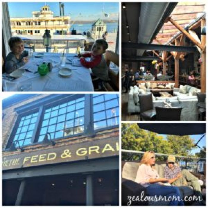 Enjoy the beauty and history of Old Town Alexandria on the waterfront. @zealousmom
