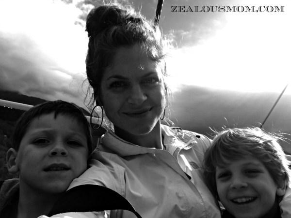 Mommy & Me: Into the Wilderness @zealousmom.com Wilderness at the Smokies