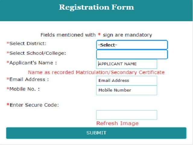 Magadh University UG Part 1 Online Form