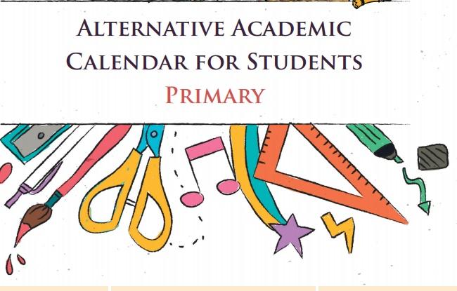 NCERT Alternative Academic Calendar