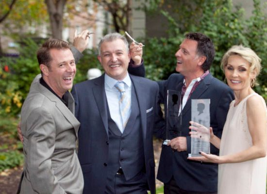 zeba-hairdressing- hair salon - Schwarzkopf business award