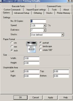 Cách cài Zebra Designer cho máy in tem nhãn Zebra