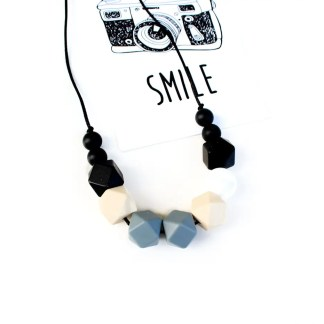 brin silicone necklace