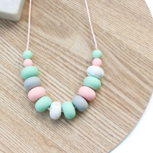 ella silicone necklace silicone teething mum jewellery