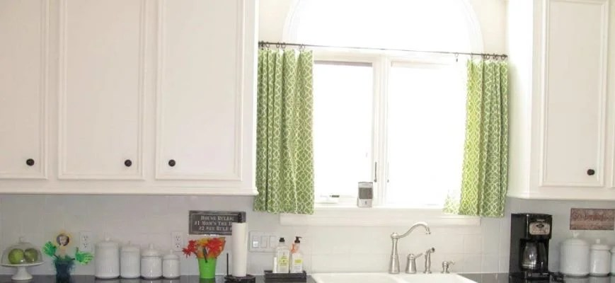 modern kitchen window treatments best appliances 5 ideas for to try out cafe curtains