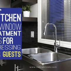 Modern Kitchen Window Treatments Target Stools 5 Ideas For To Try Out