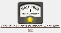 PF tu quoque defending Obama