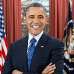 President Obama official portrait