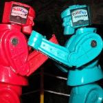 PF v PF robots small