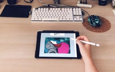 Digital painting – dlaczego warto spróbować?