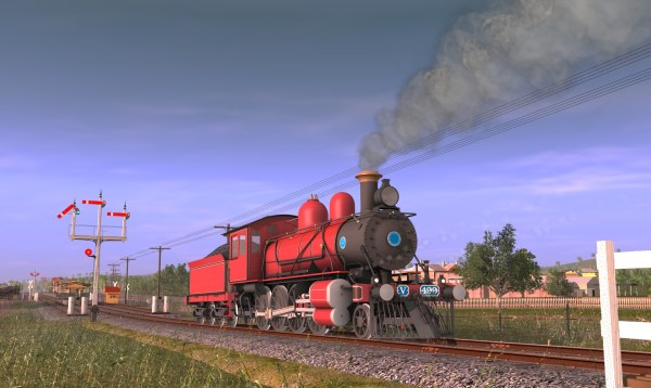 Sodor Island Routes - Year of Clean Water