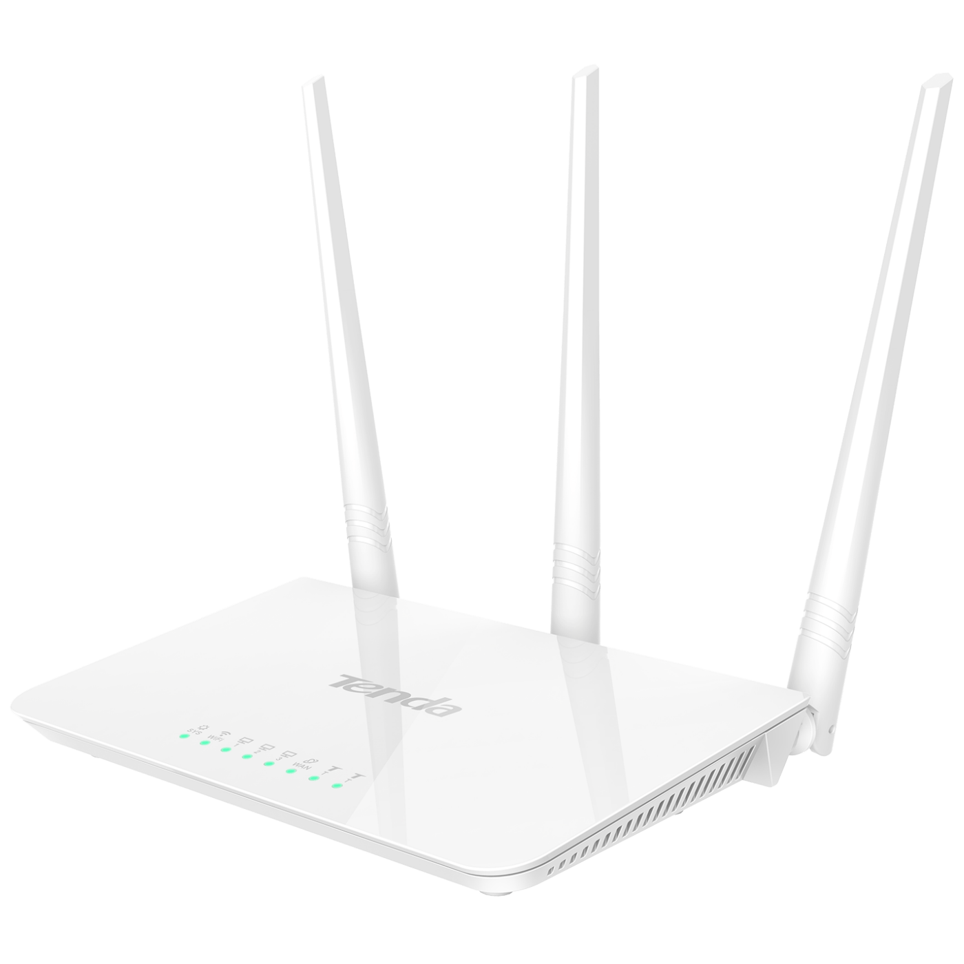 Wireless N Router 300mbps 4 Porta 3x5db Antena