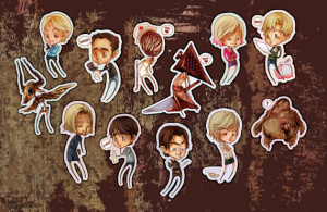 silent_hill_stickers