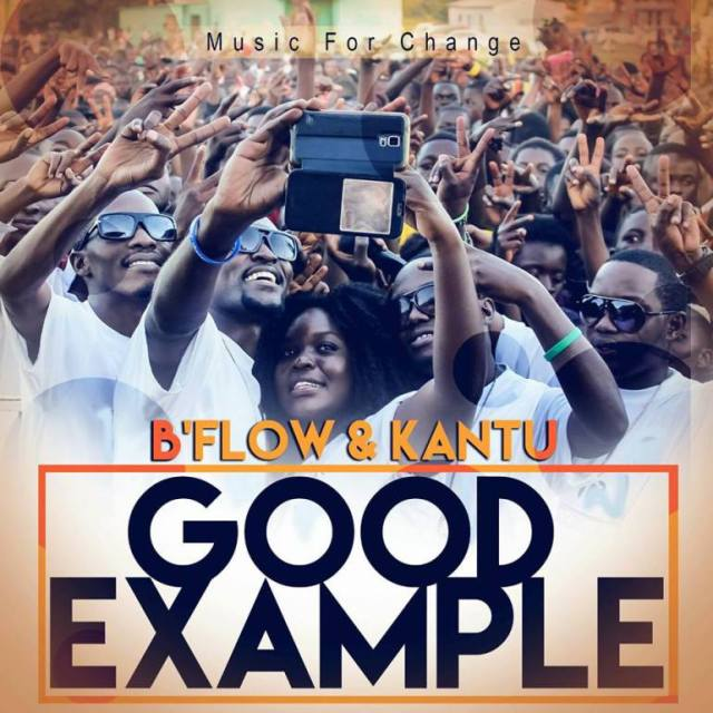 "B'Flow x Kantu – ""Good Example"" (Prod. By Ron Kay)"