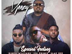 """VJeezy ft. Ice Prince, SlapDee & Dimpo Williams - """"Special Feeling"""""""