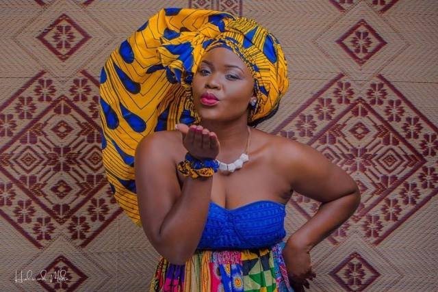 "Kantu Opens Up Influencers Of Her Debut Album ""Chronicles"""