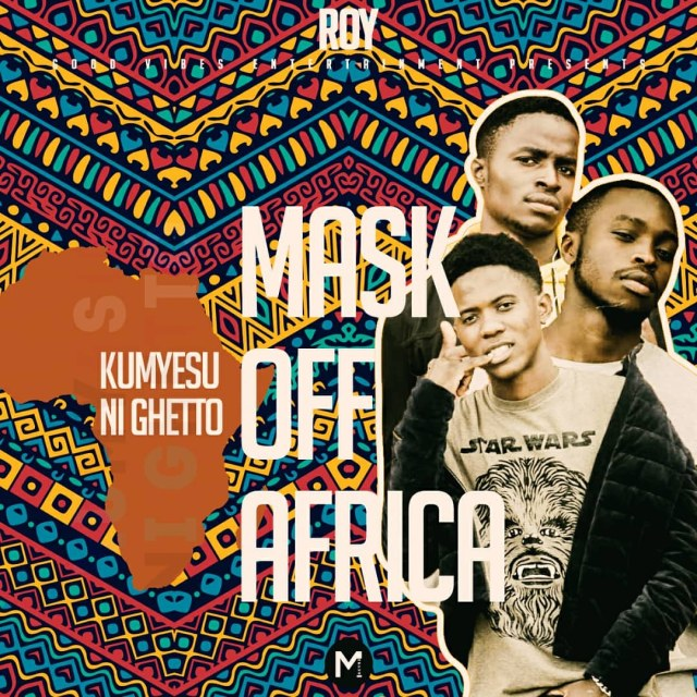 Mask Off Africa -