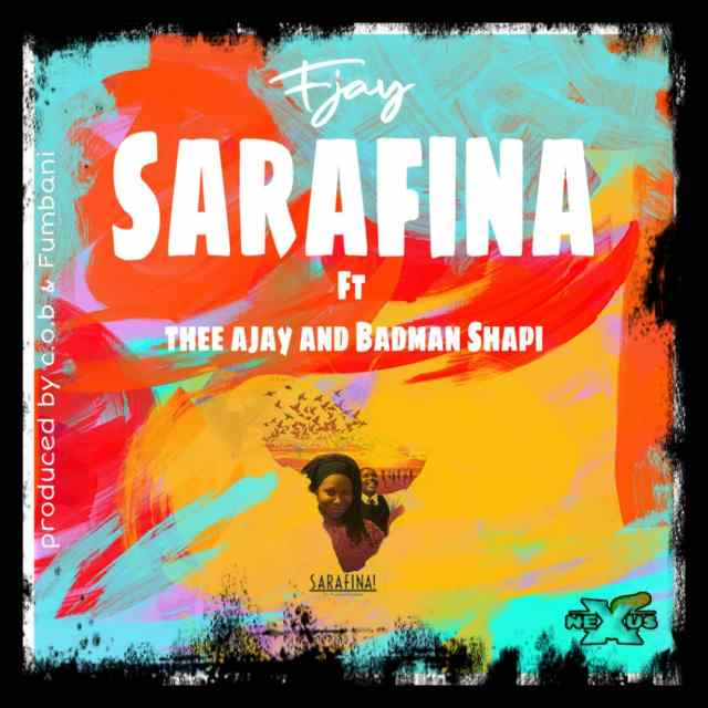 """F Jay ft. Thee Ajay x Badman Shapi – """"Sarafina"""""""
